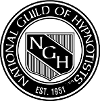 Logo da National Guild of Hypnotists